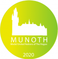 Model United Nations of The Hague